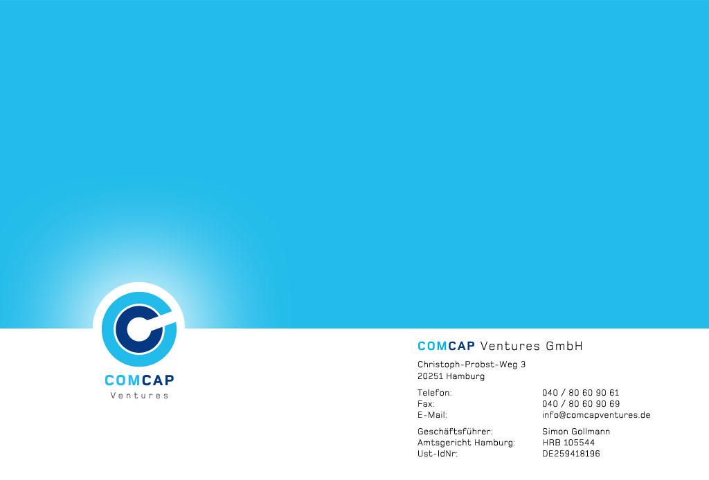 Willkommen bei ComCap Ventures · Hamburg